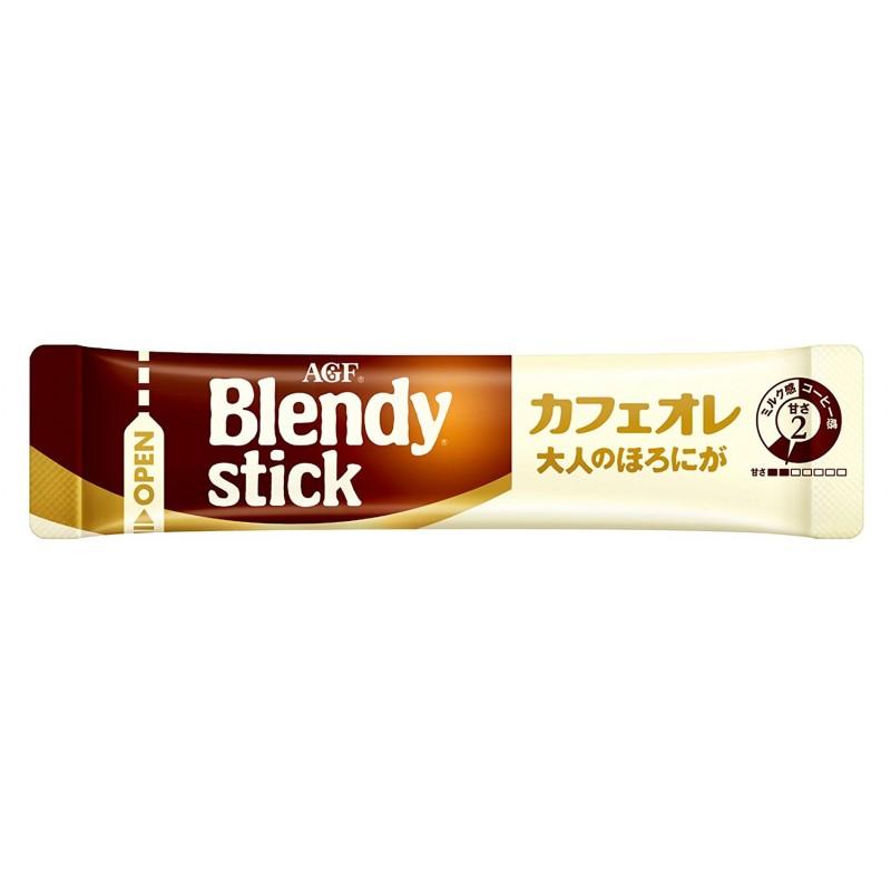 BLENDY STICK  с молоком и сахаром крепкий 3 в 1
